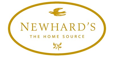 Newhards's the home source logo