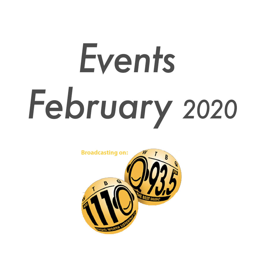 February events post