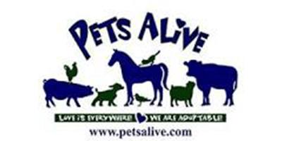 Pets Alive Logo