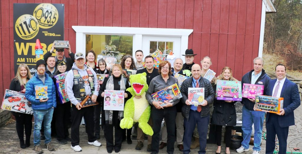 Toys for Military Tots photo 2019